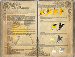 The Beequine Breedsheet by LiaLithiumTM