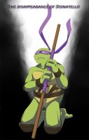 The disappearance of Donatello by JINGHU