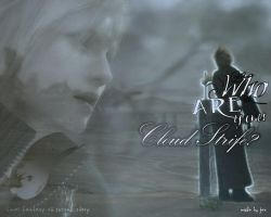 Who are you, Cloud Strife? by Amidala14