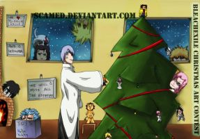 Bleach Christmas by scamed