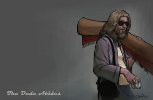 The Dude Abides by Boris-Dyatlov