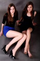 Sensuous legs by mooris96
