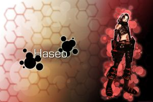 Haseo-1st form by Sefti