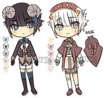 twin adopts (set price) CLOSED by remiita