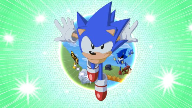 Sonic CD - 88 Miles Per Hour - Winning Entry by Cinos-Hedgean
