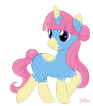 Strawberry Snowflake by Cosmic-Candy-Shop