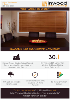 The Best Timber Venetian Blinds in Town by andersonmax483