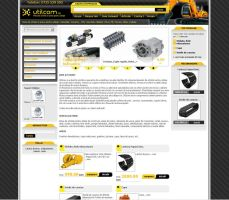 UtilCom - Equipment Shop by justpixelweb