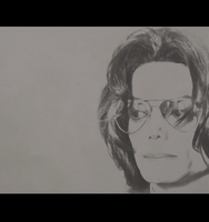 Michael Jackson - Pencil by Dylan21