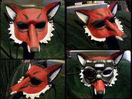 Fox Mask 1 by Jedi-With-Wings