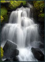 waterfall by Jay-In-A-Half-Shell