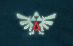 Triforce brotherhood eagle vision version by topper-xt
