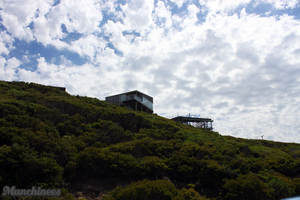 Houses at Great Ocean Road by munchinees