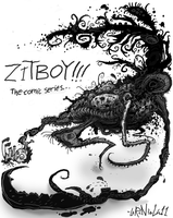 Zitboy Website Page. by sugarpolyp