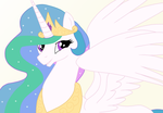 Princess of the Sun (colored) by XUhuruX