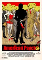 American Psycho by Darkdux