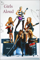 Girls Aloud by iPipeta