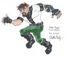 Ben 10,000 (42 Years Old) by Supersketch1220