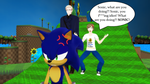Pewdiepie and Sweden - Sonic, what are you doing?! by PikaBlaze