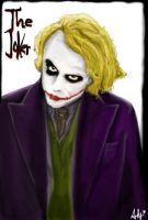 ThE JoKeR by AlyTheKitten
