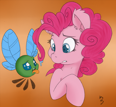 That's Not Candy! (colored) by Dragonfoorm