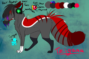 2013 Tzigana ref by Qythe