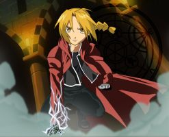 Full Metal Alchemist by vallo