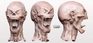 SpeedSculpt- Zombie-refine by fireantz83