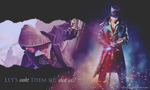 Assassin's Creed Syndicate Wallpaper by BriellaLove