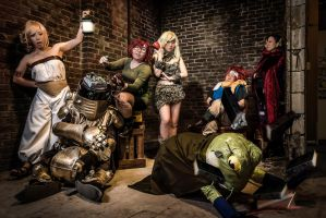 Chrono Trigger cosplay part2 by mayuyu0405