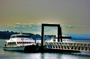 foot ferry HDR by Mackingster