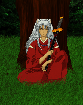 Inuyasha? by easternRAT