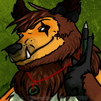 Icon Commission Example: Eeva by Eevachu