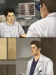 Supernatural - Hospital AU by Kumagorochan