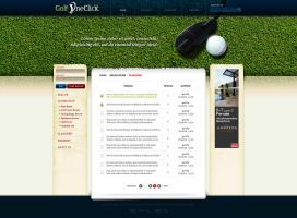 Project: Golf One Click by iGolf