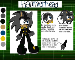 Hammerhead Reference Commission by eternityspark