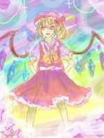 Flandre Scarlet by EmarieChi