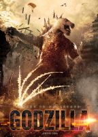 GODZILLA - THERE IS NO ESCAPE by isikol
