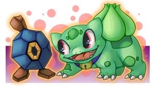 Bulba and Rillet by Yo-Angie