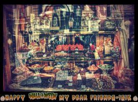 It's Halloween Time HDR by ISIK5