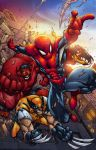 Avenging Spiderman Promo by AlonsoEspinoza