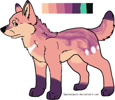 Wolf Adopt -OPEN- by Captain-Speck