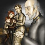 Game of Thrones - Bran VII. by Hed-ush