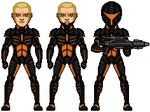 KOTOR 3 - The Operative by SpectorKnight