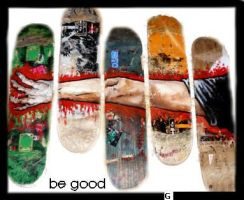 SKate Decks by gracegg