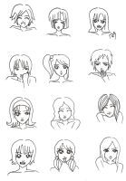 Expressions by adhwa