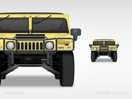 Icon - Hummer H1 by hehedavid