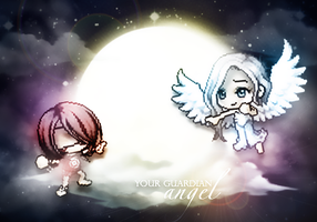 Your Guardian Angel by JayAmIn