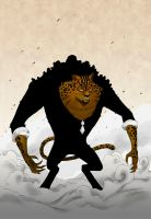 Rob Lucci Leopard by luffie