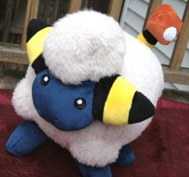 Large Mareep Plush by Nikicus